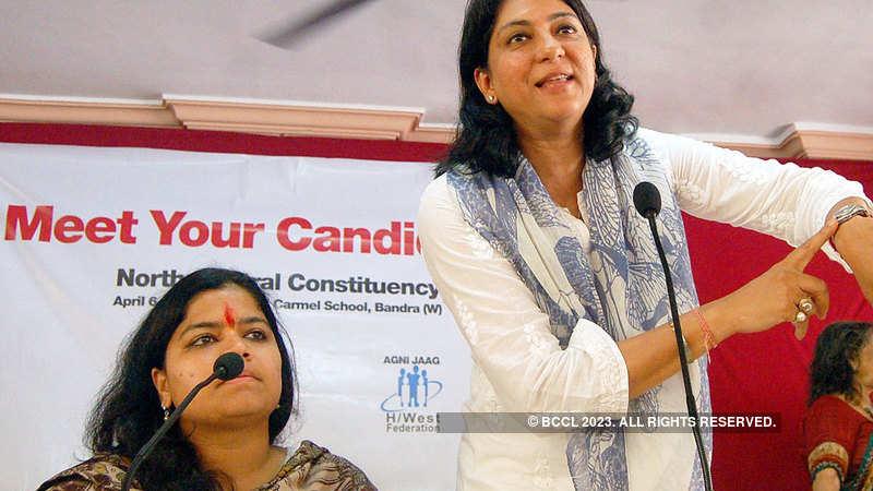 Priya Dutt and Poonam Mahajan battle it out in Mumbai North Central