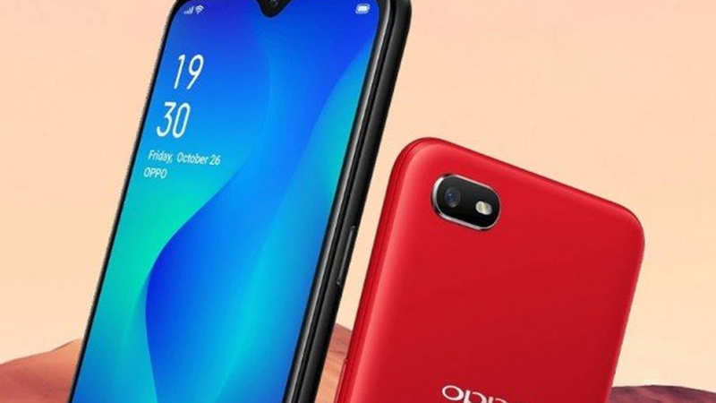OPPO A1K with ColorOS 6 0 launched in India, priced at Rs 8,490