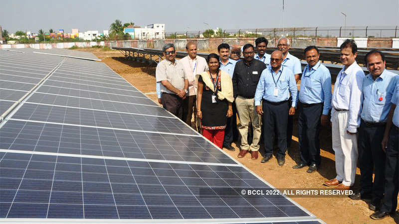 Solar power: Relook GST on solar sector, HC tells panel - The