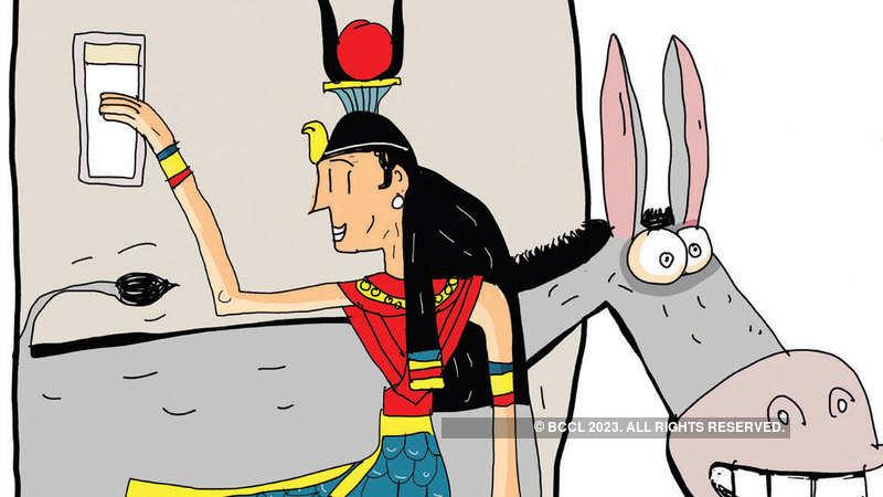 Donkeys milk benefits: No kidding: Donkey's milk is the new elixir