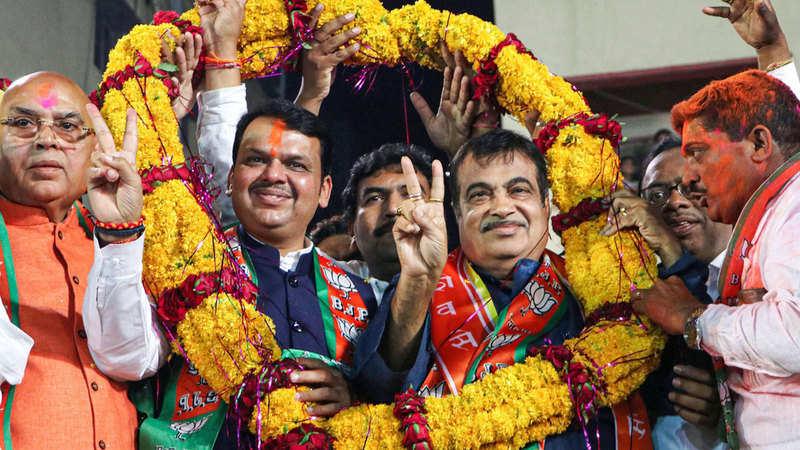 Maharashtra: List of Lok Sabha poll winners, losers with