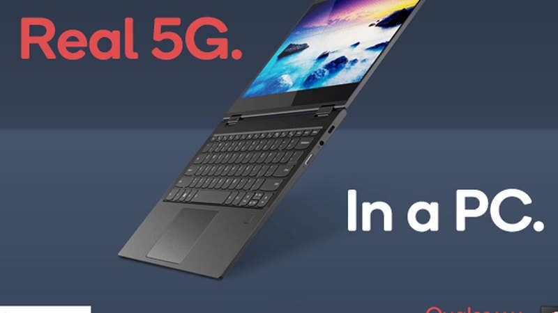 Lenovo 5G laptop: Qualcomm, Lenovo working on first-ever 5G