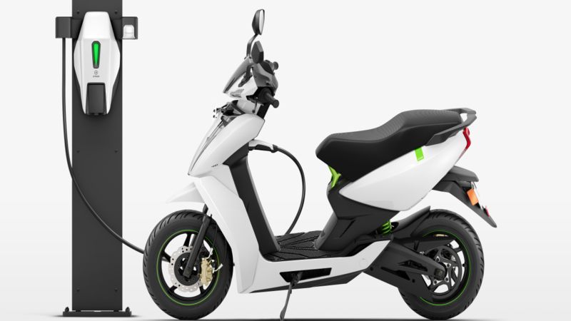Ather Energy: With $51m raised, Ather plans new Scooter plant and