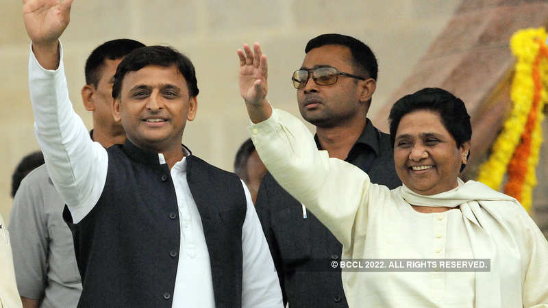View: End of the Gathbandhan in UP good news for BJP and