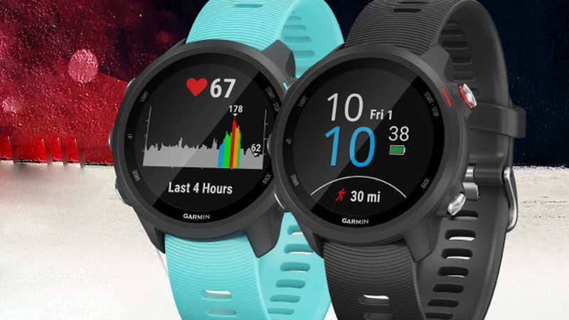 Garmin refreshes 'Forerunner' series for fitness enthusiasts ... on garmin europe maps download, navigation maps download, free label download, garmin lifetime map download, free nuvi map update,