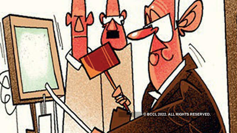Big 4 firms thinking of keeping off risky audits - The Economic Times