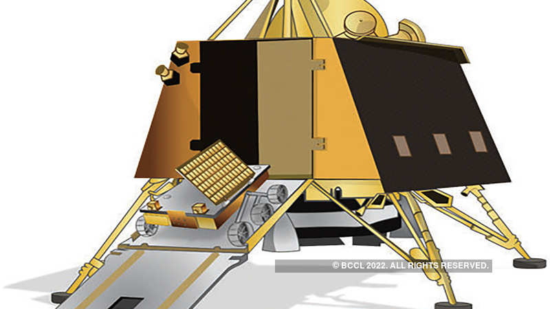 Chandrayaan-2 Ready for moonwalk - The Economic Times