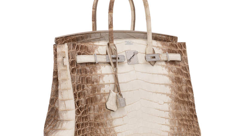 07c9003a7 Hermès Birkin rakes in over $2 mn at auction to become second most ...