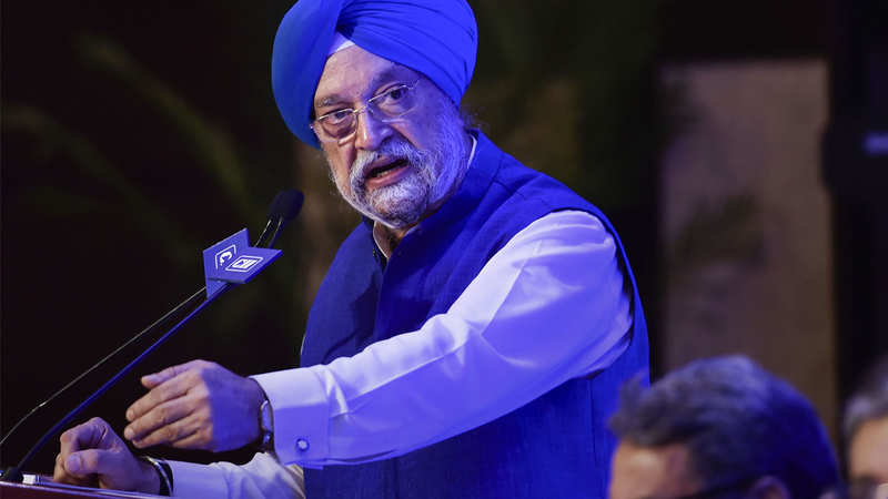 India to become 5 trillion dollar economy by 2024: Hardeep
