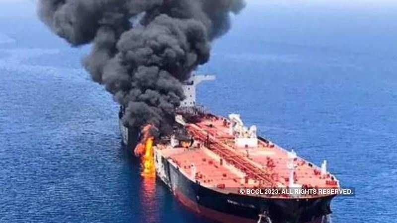 Oil tanker attacks echo Persian Gulf's 1980s 'Tanker War' - The