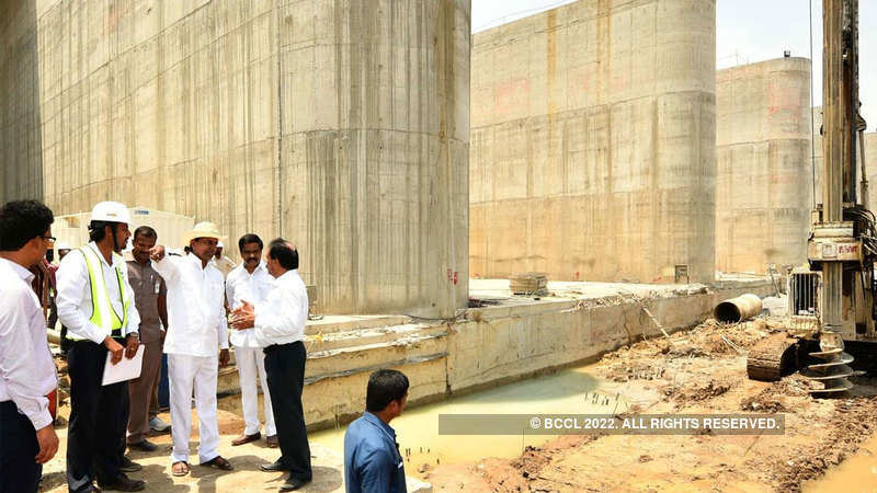 Telangana gets world's largest lift irrigation project - The