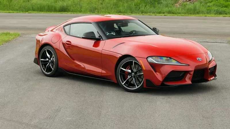 Toyota Supra: A car enthusiast's dream: Toyota Supra returns