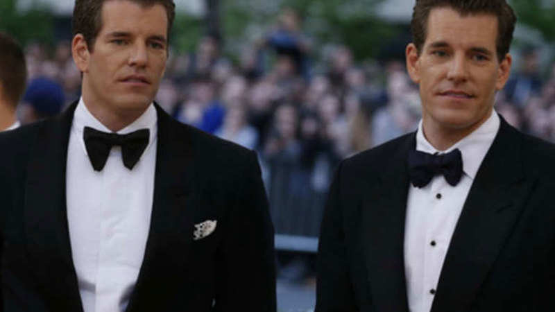 Bitcoin: Winklevoss twins' fortune doubles as bitcoin rallies