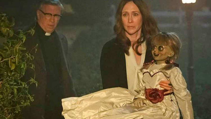 Conjuring: 'Annabelle Comes Home' review: A classic horror film