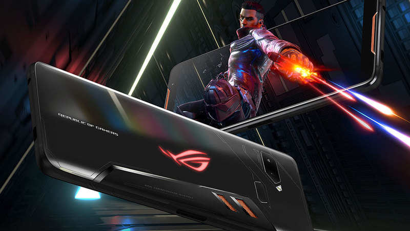 Asus to unveil gaming smartphone ROG Phone 2 on July 23 in China