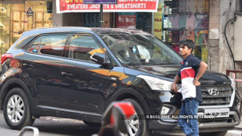 mumbai parking fine: Park illegally in Mumbai, pay up to Rs