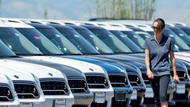 Passenger Vehicle Sales Fall 18 Per Cent In June Car Sales Decline