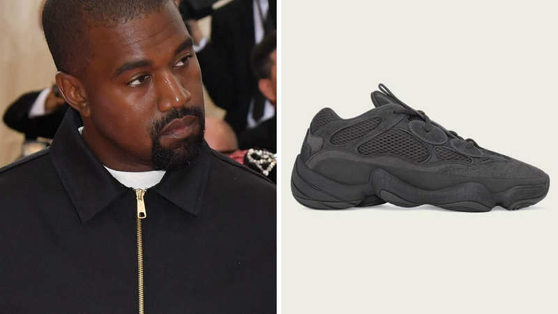 d0c2d9dd467c5 The rapper shared details about the process behind creating Yeezy shoe.