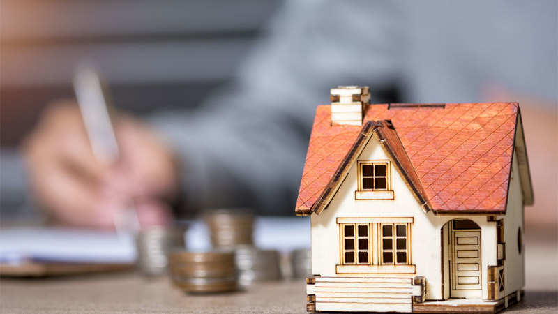 Property prices have fallen slightly in most major Indian