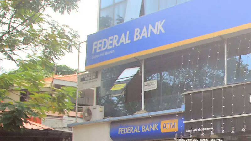 Federal Bank Q1 Federal Bank Q1 Profit Jumps 46 Yoy To Rs 384