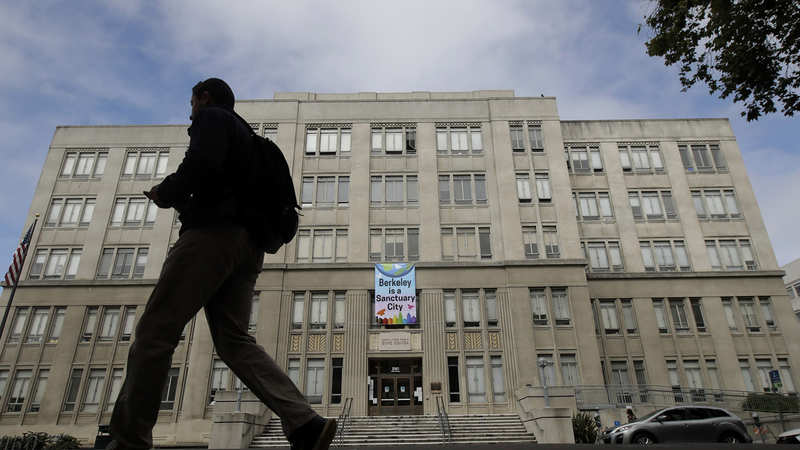 Nothing's 'man-made' in Berkeley: California town bans