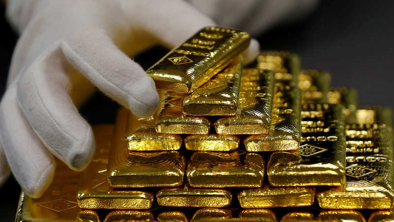 Gold: The gold rush heats up as sub-zero yields spread - The