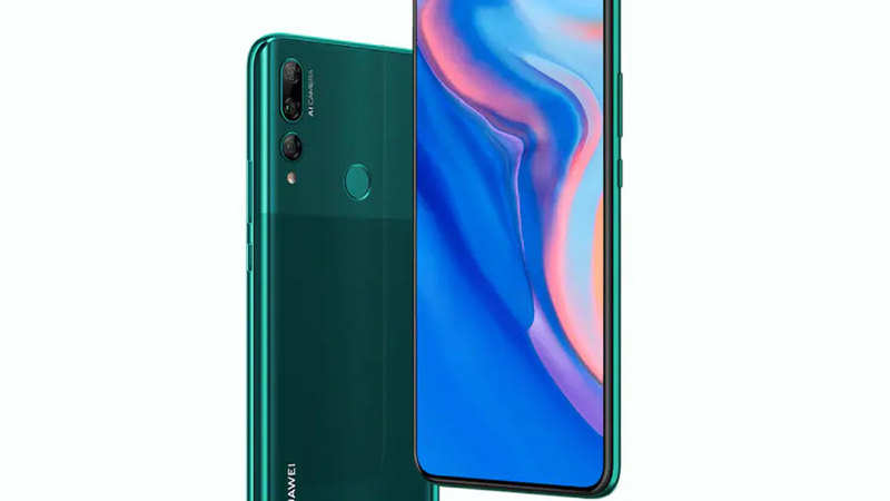 y9 prime: Huawei unveils Y9 Prime 2019 with a 16MP pop-up