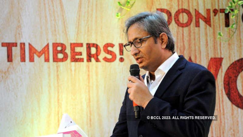 Ravish Kumar: Indian journalist Ravish Kumar wins 2019 Ramon