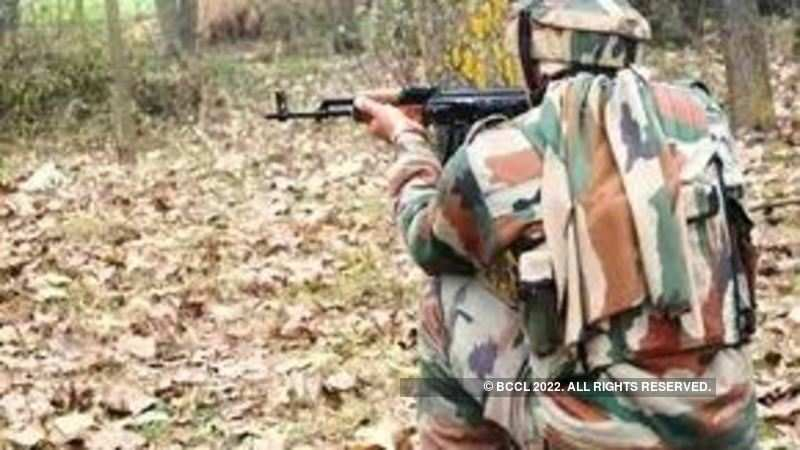 Pakistan army: Pakistan violates ceasefire for 2nd