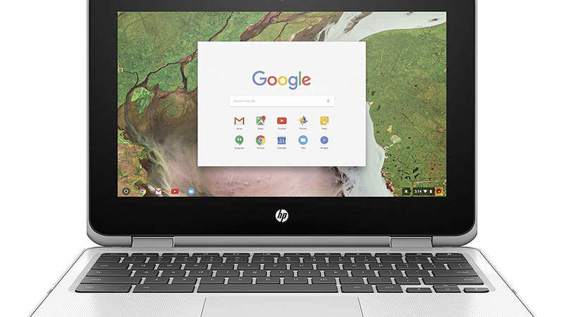 chromebook x360: HP launches Chromebook x360 loaded with Android