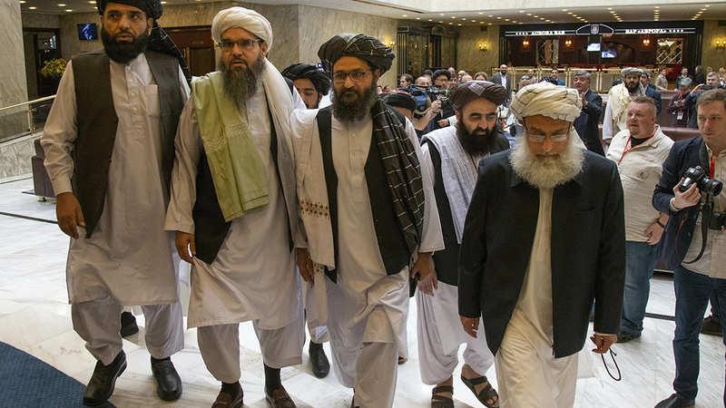 Taliban on kashmir issue: Afg...