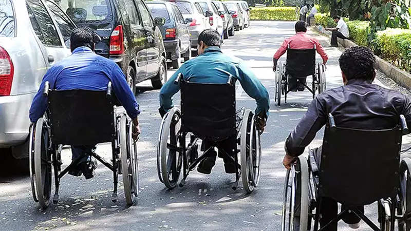 Be compassionate, bring out app for disabled, says PM Modi - The