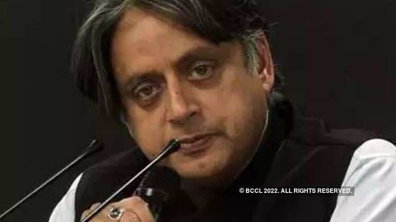 Kolkata court issues arrest warrant against Shashi Tharoor