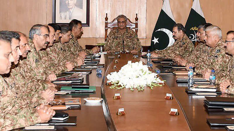 Pakistan's Operation Order - OO No 216/ K/ GHQ / MO Dte -1/ East dt 17 Aug...