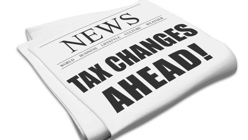 New Income Tax Laws 7 Changes In Income Tax Laws That Come