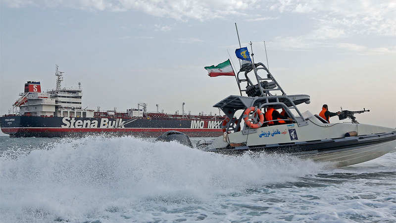 Seven Indian crew members from tanker seized by Iran to be