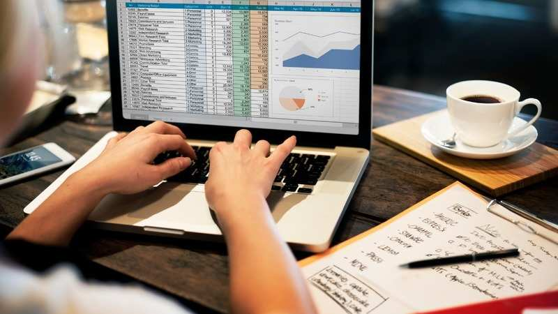 How to calculate weighted average returns using MS Excel