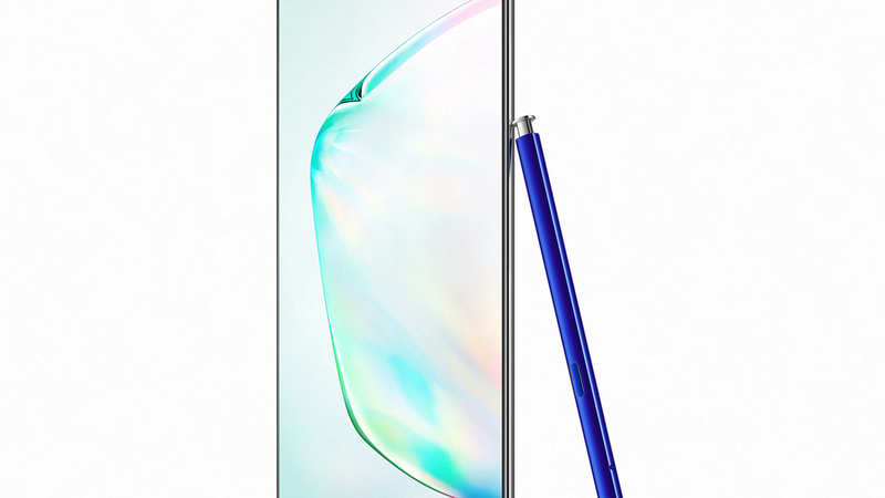 galaxy note 10+: Samsung Galaxy Note 10+ review: Blazing