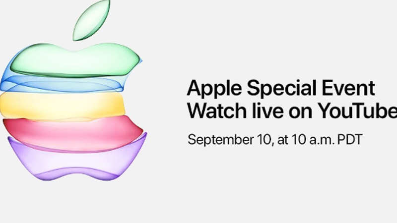 A new chapter: Apple will stream iPhone 11 event live on
