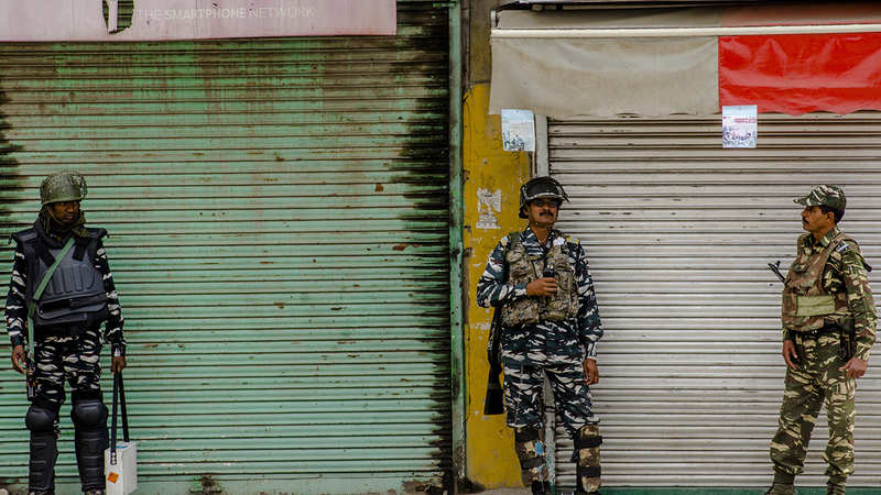 Jammu and kashmir: No fresh recruitment of local youth among