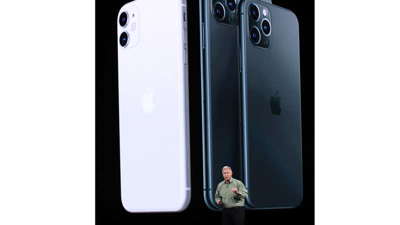 apple: Longer battery life, smarter camera, face ID support