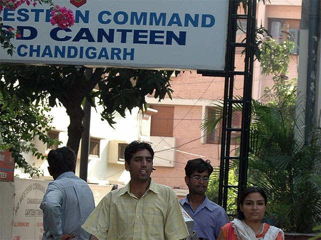 2e9e58a1b Army canteens most profitable retail chain in India