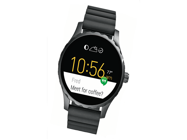76cd9ec792b7 ET Recommendations  Buy Fossil Q Marshal if you want a watch design without  a heart rate sensor