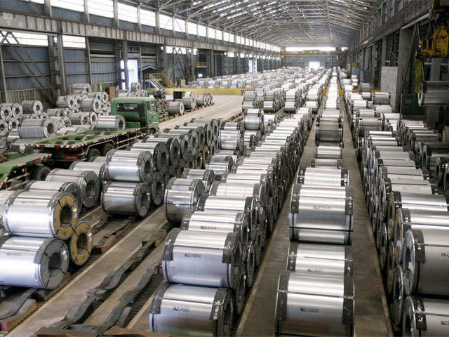 0d9db50d56b Budget 2016: Raise import duty on steel to 25%, says Ficci - The ...