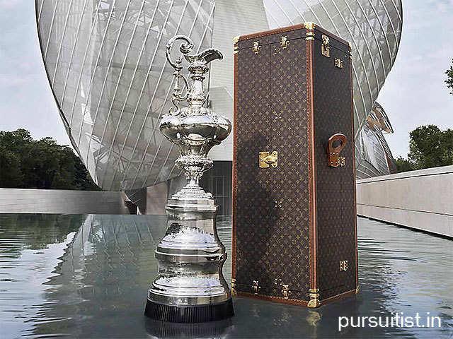 b757f3d563f65 Louis Vuitton unveils the bespoke case for America s Cup Trophy ...