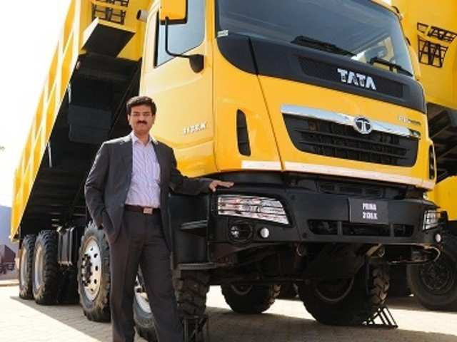 Tata Motors showcases 6 new construction vehicles at EXCON 2013