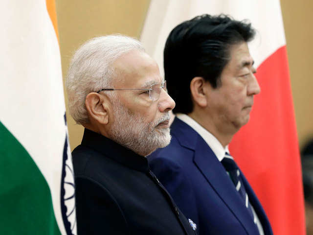 India Japan Agreement India Japan Sign 75 Billion Currency Swap