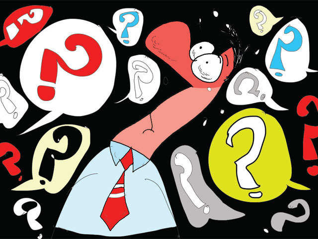 13 interview questions that can decide your future - The Economic Times