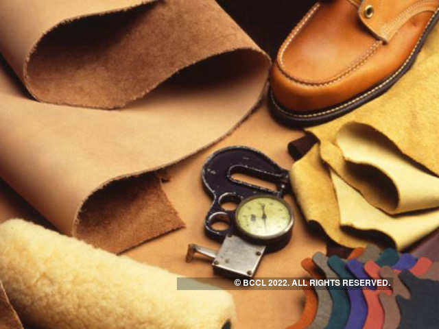 Leather and leather footwear export facing massive challenges