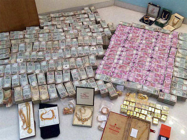 Indian Election Commission Seizes 3439 crore rupees into 2019 elections - tnilive - indian black money in elections